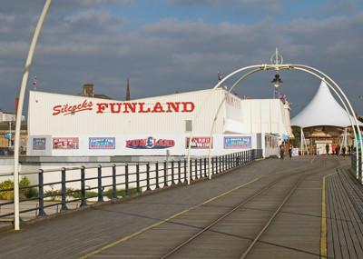 Silcocks Funland, Merseyside