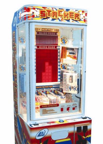 Stacker Arcade Game